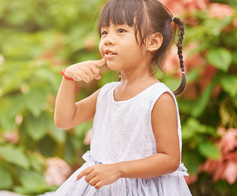 Na Tailândia, nunca coloque o garfo na boca