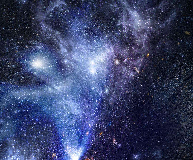 No espaço não existe som