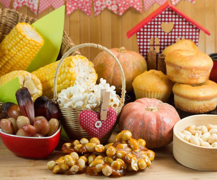 10 pratos típicos de Festa Junina
