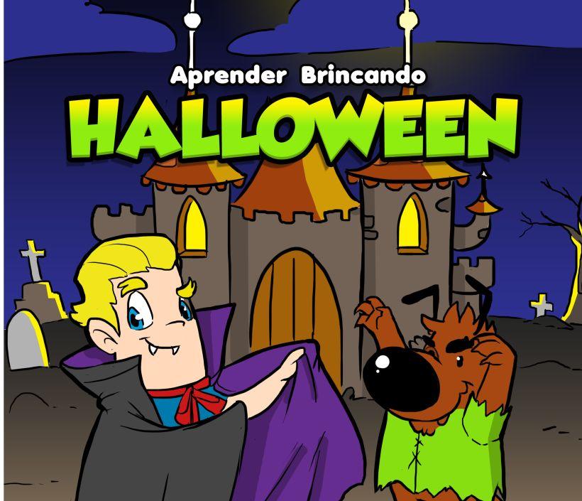 Aprender brincando - Halloween