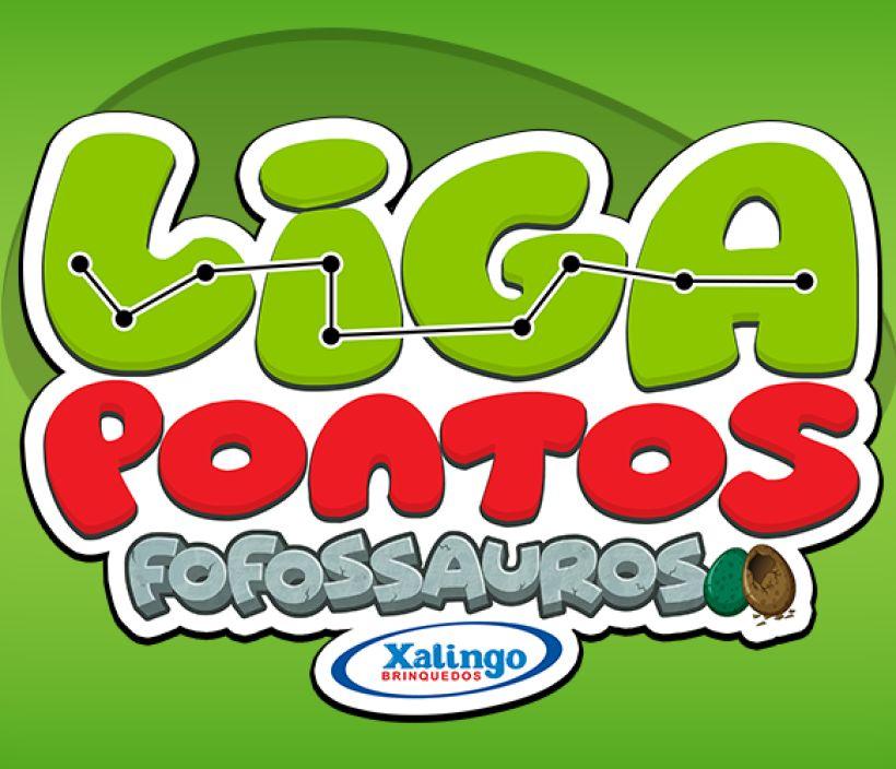 Liga-Pontos Fofossauros