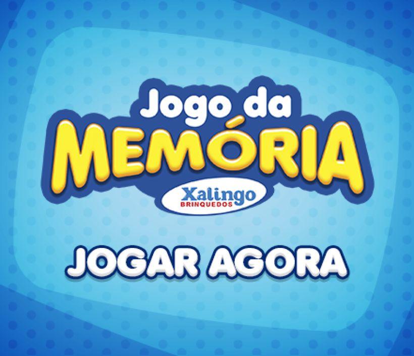Memória Brinquedos