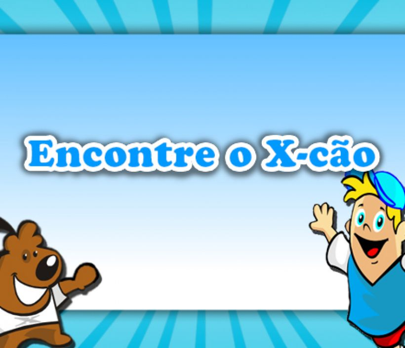 Encontre o X-cão