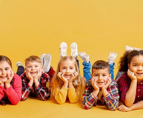 Existe um Dia das Crianças no mundo inteiro?