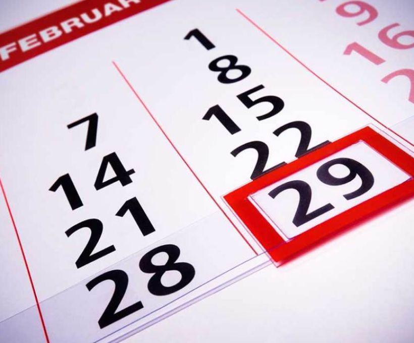 Sabe por que em alguns anos o mês de fevereiro tem 29 dias?