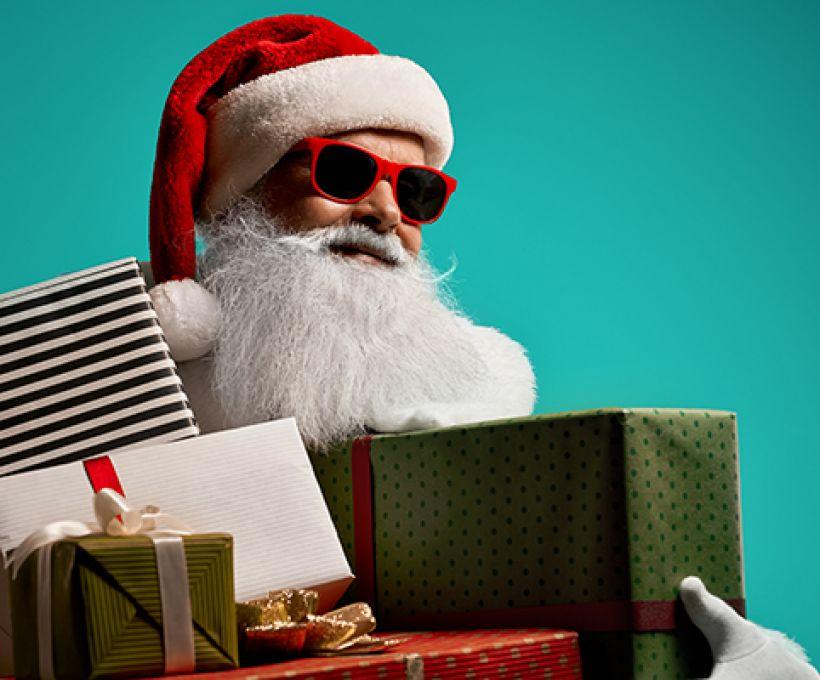 Onde o Papai Noel mora?