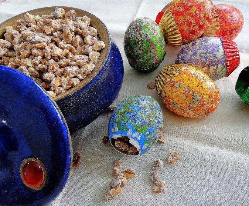 Aprenda a fazer ovinhos recheados com amendoim