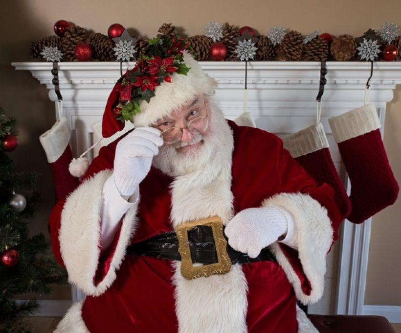 Pergunta para Papai Noel