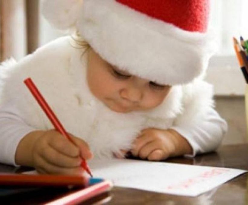 Como escrever uma cartinha para o Papai Noel